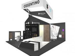 Stand Cosentino Living Kitchen