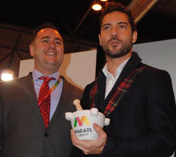 Raúl Martínez y David Bisbal