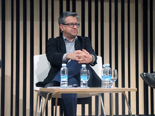 Santiago Alfonso, secretario general de Silestone Institute y VP de Marketing y Comunicación de Cosentino.