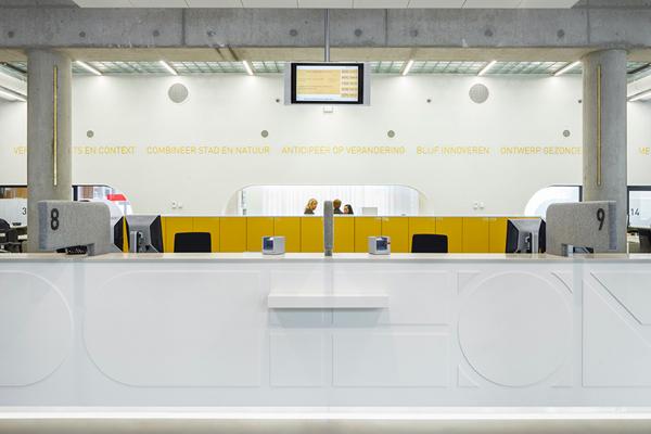 Fokkema & Partners Ayuntamiento de Almere