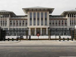 Palacio presidencial Ankara