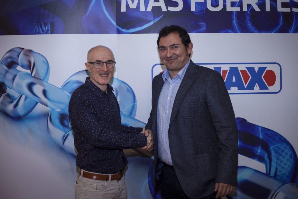 Alberto BOmbana y Jose Manuel Segura