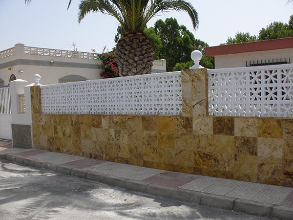 muro piedra-Rock Stone