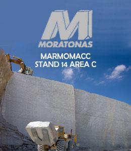 Marmoles Moratonas-Marmomacc 2015