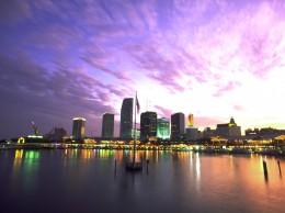 Miami-Skyline