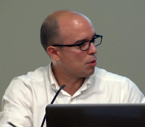 Alfonso Pallarés, director técnico de Schlüter-Systems