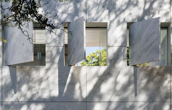 fachada marmol groenlandia
