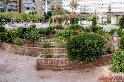 laberinto jardin del salitre