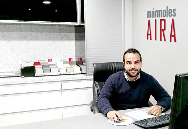 Marmoles aira archives focus piedra noticias sobre - Antonio palma ...
