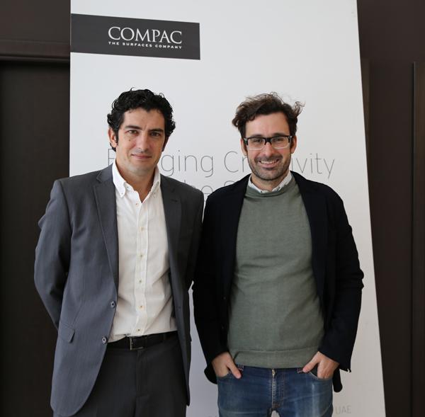 Miguel Valls y Quique Zarzo