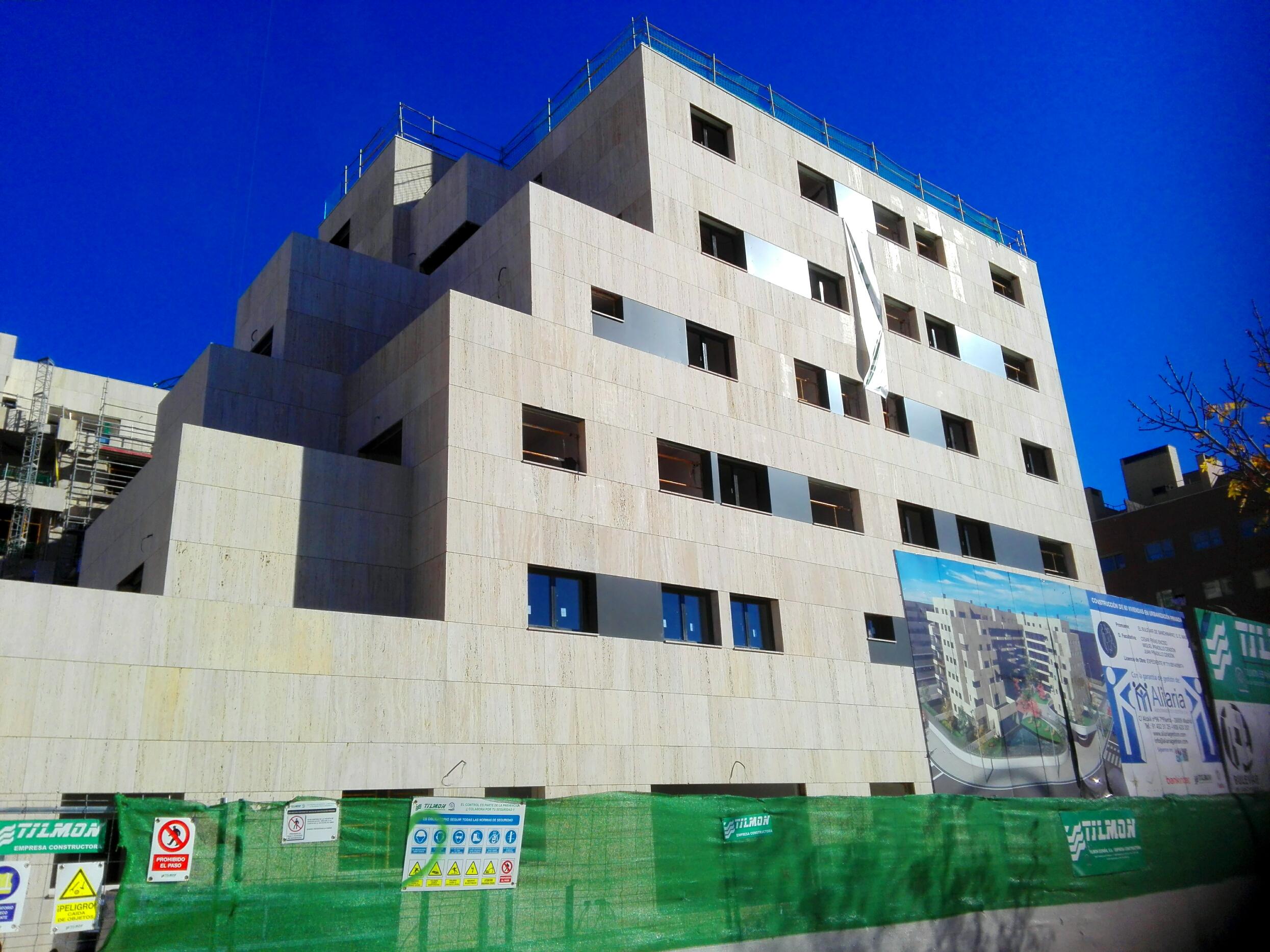 fachada ventilada dk `project1