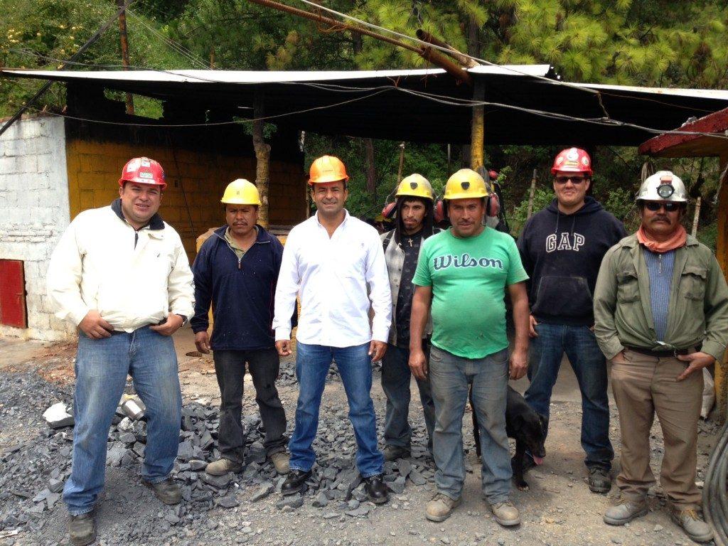minero de Mexico