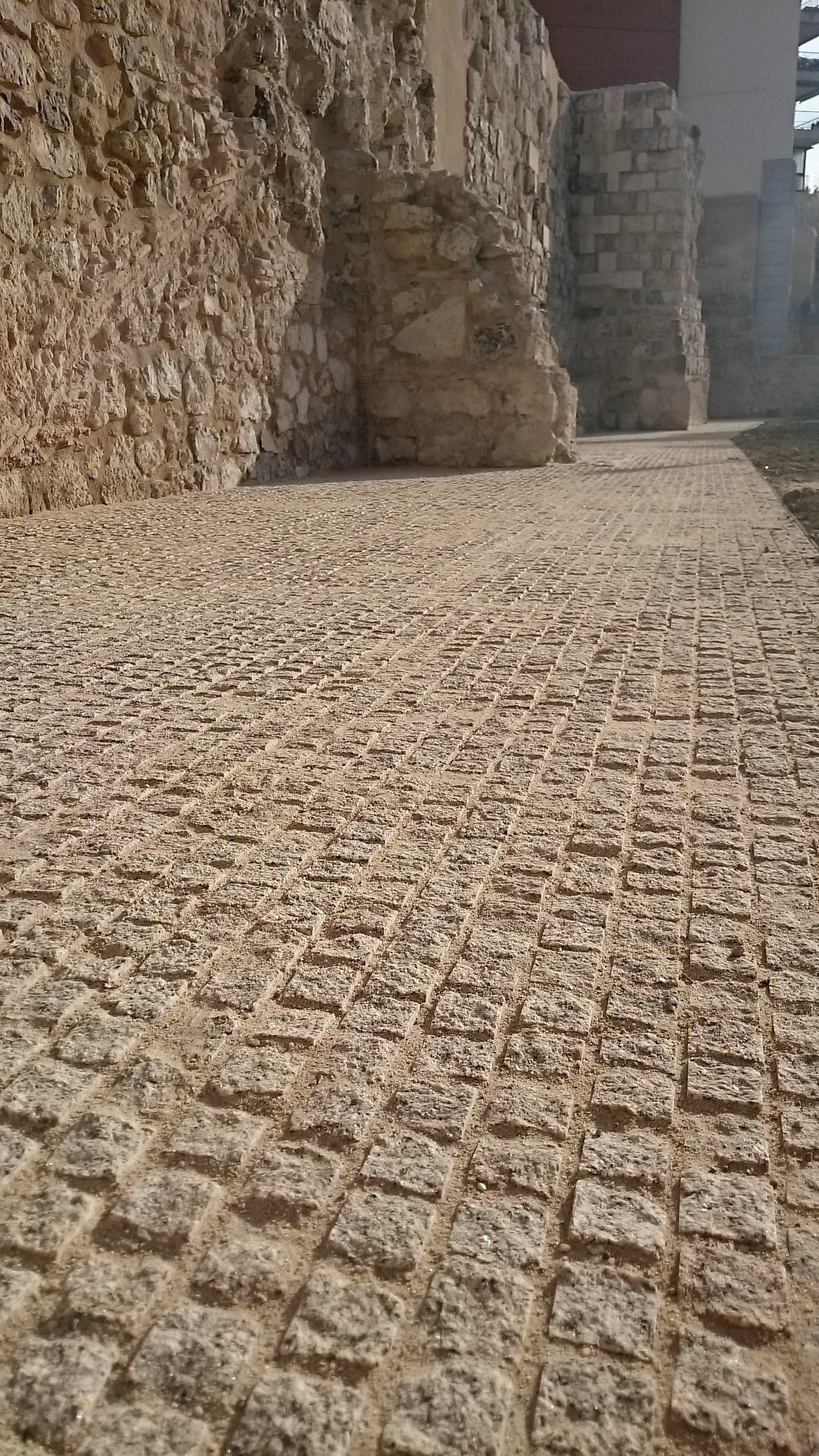 Granitos nova zamora suministra su granito para la obra la - Granito en espana ...