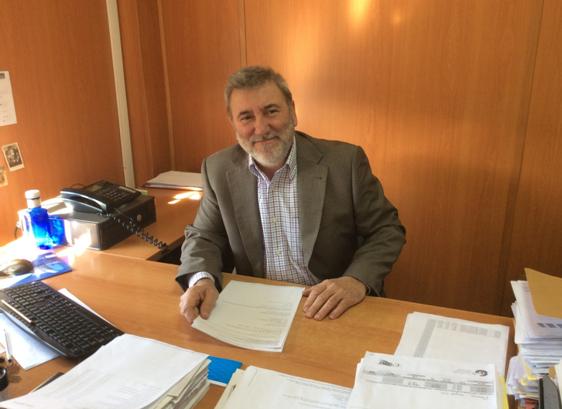 Carlos Martínez. Fabricante encimeras