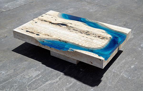 mesa travertino table-7