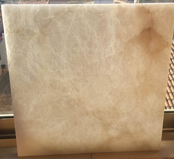 Placas de alabastro archives focus piedra noticias - Placas de piedra natural ...