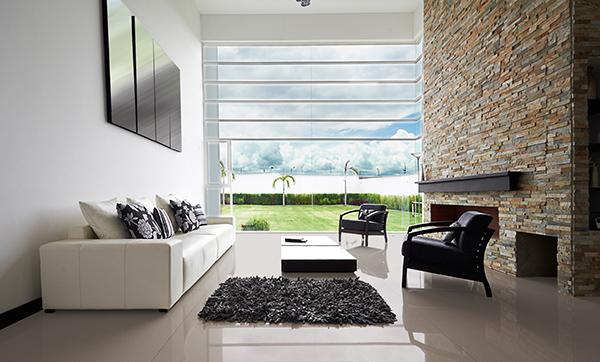 Dekton®_Lumina XGLOSS_Living Room