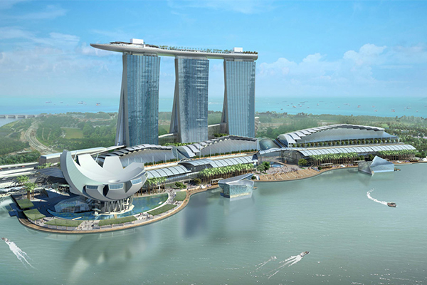 eMarina Bay Sands