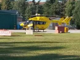 helicottero ambulanza eliambulanza 118 Bologna