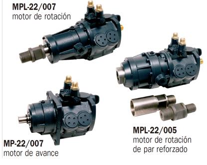 motores de pistones