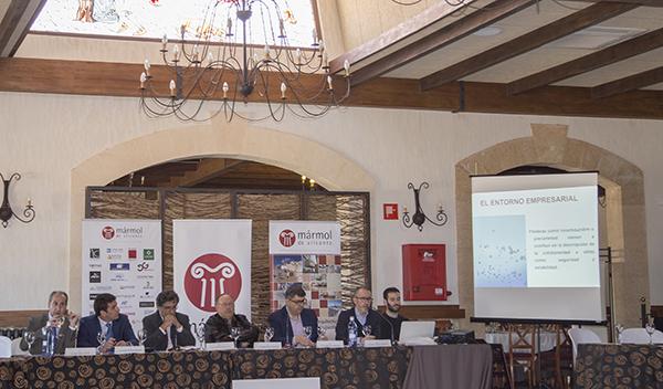 Jornada Mármol Alicante 230316_mesa 1