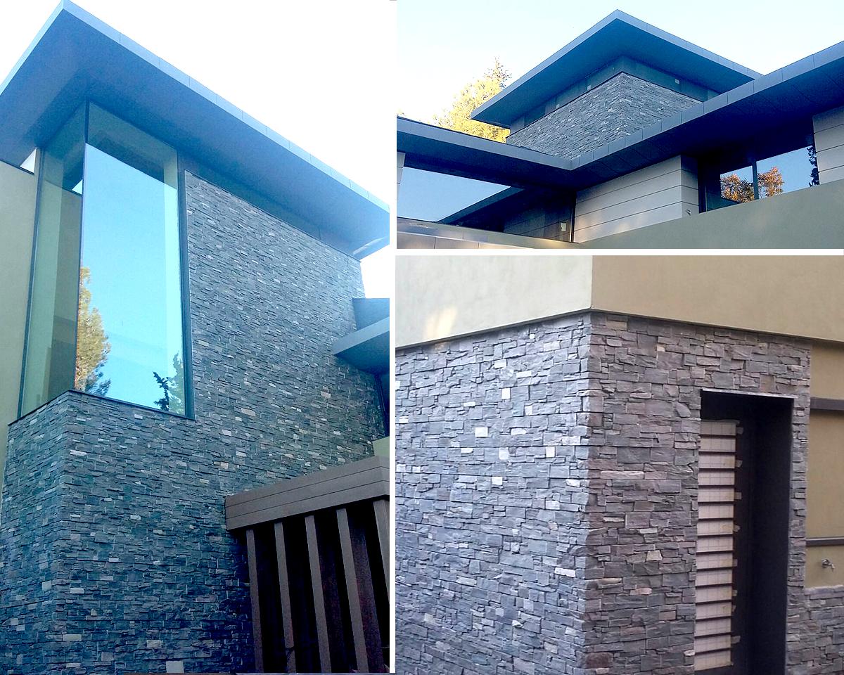 Cgr arquitectos elige paneles premontados en piedra para - Paneles de piedra natural ...