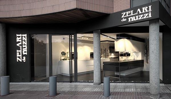 Tienda de cocina de Zelari de Nuzzi en Pozuelo