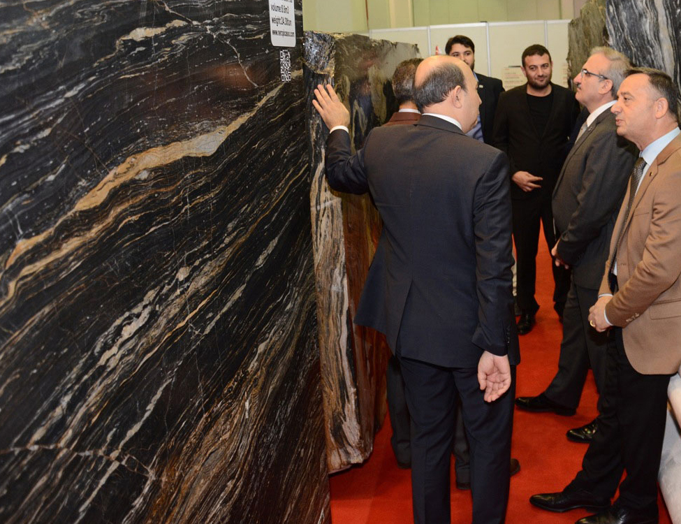 Bursa Marble Block Fair