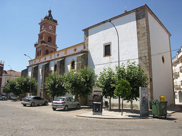 Plaza de España Quintana
