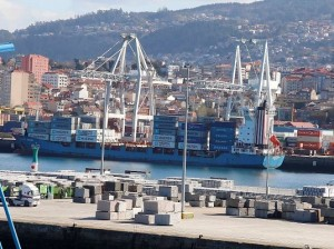 granito Puerto de Vigo
