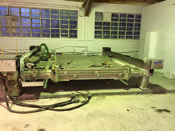reparación maquinaria