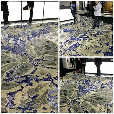 pavimento sodalita blue