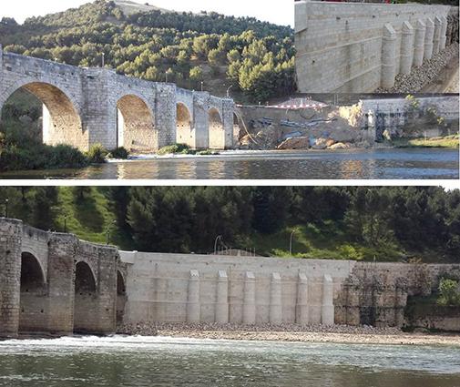puente piedra campaspero