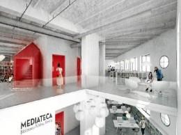proyecto biblioteca municipal Almeria