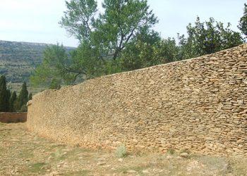 técnica piedra seca