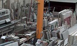 Instalaciones de Mármoles Bruch.