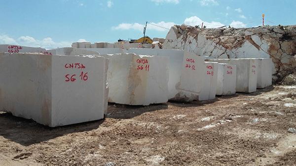 El m rmol turco de y ce marble llega a europa de la mano for Marmol blanco turco caracteristicas