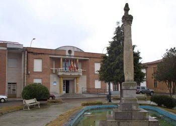 plaza pedro borrego. foto MEdina