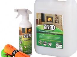 Stone Kit 3D - 500 ml y 5 litros