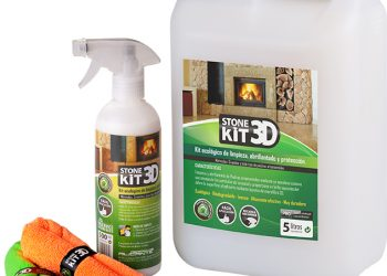Stone Kit 3D - 500 ml y 5 litros