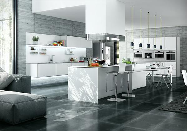 espacio cocina cevisama