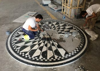 mosaico marmol