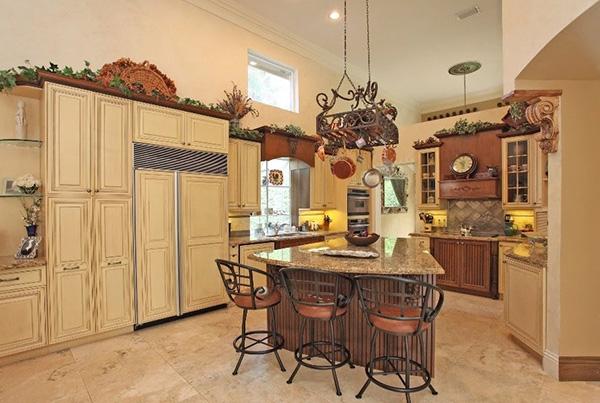 Proyecto de reforma de cocina de panache design consultants en florida Kitchen design consultants