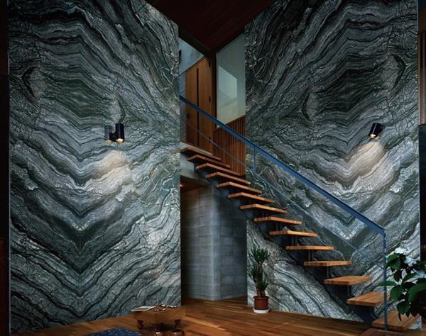 Sorccia Stone Staircase