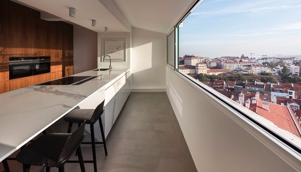 LISBON AJ.FLAT by Apparatus Architects LDA Lisbon (Portugal)