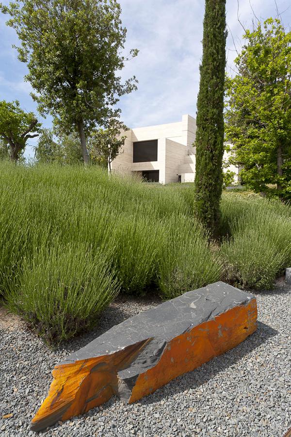 Jardín Vivienda. Estudio LVEP