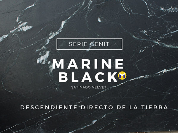 cuarcita marine black