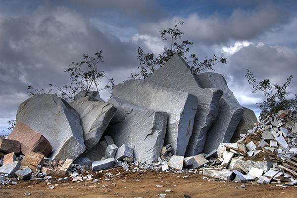 residuos granito -quintana
