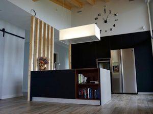Cocina Adaptada en Vivienda Passivhaus