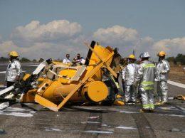 accidente aereo guatemala